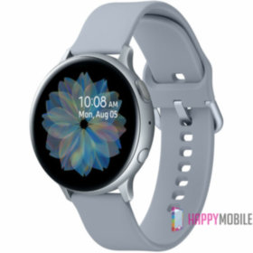 Смарт-часы Samsung Galaxy Watch Active 2 44mm Aluminium Cloud Silver (SM-R820NZSASEK)