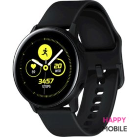 Смарт-часы Samsung Galaxy Watch Active Black (SM-R500NZKA) EU