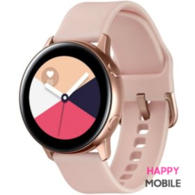 Смарт-часы Samsung Galaxy Watch Active Gold (SM-R500NZDA) EU