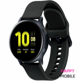 Смарт-часы Samsung Galaxy Watch Active 2 40mm Black Aluminium (SM-R830NZKASEK) EU