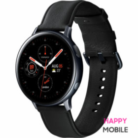 Смарт-часы Samsung Galaxy Watch Active 2 44mm Black Stainless steel (SM-R820NSKASEK) EU