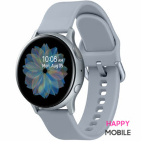 Смарт-часы Samsung Galaxy Watch Active 2 40mm Silver Aluminium (SM-R830NZSASEK) EU