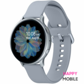 Смарт-часы Samsung Galaxy Watch Active 2 44mm Silver Aluminium (SM-R820NZSASEK) EU