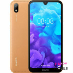 Смартфон HUAWEI Y5 2019 2/16Gb Dual Sim Faux Leather Brown UA-UCRF