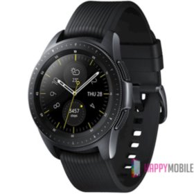 Смарт-часы Samsung Galaxy Watch 42mm LTE Midnight Black (SM-R810NZKA) UA