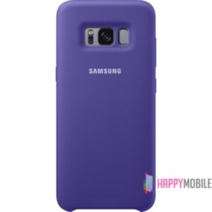 Чехол Samsung для Galaxy S8 Plus G955 Silicone Cover Violet