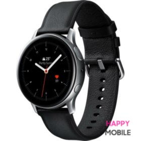 Смарт-часы Samsung Galaxy Watch Active 2 40mm Stainless Steel Silver (SM-R830) EU