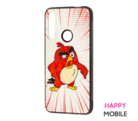 Чехол для Samusng A50/A30s Angry Birds Red