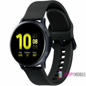 Смарт-часы Samsung Galaxy Watch Active 2 40mm Aluminium Aqua Black (SM-R830NZKASEK)