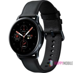 Смарт-часы Samsung Galaxy Watch Active 2 40mm Stainless Steel Black (SM-R830NSKASEK)
